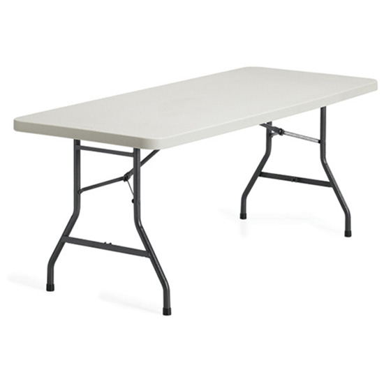 8′ Rectangular Folding Table