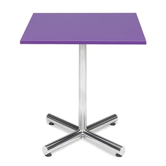 Spectrum Café Table - Purple