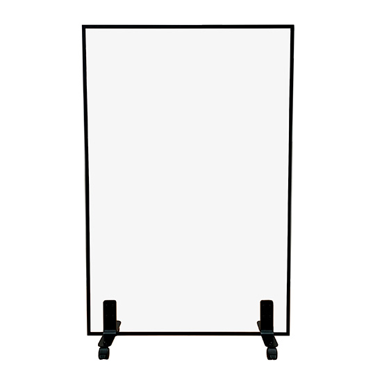 Clear Divider Panel